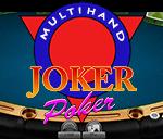 ジョーカーポーカー Joker Poker Multi Hand