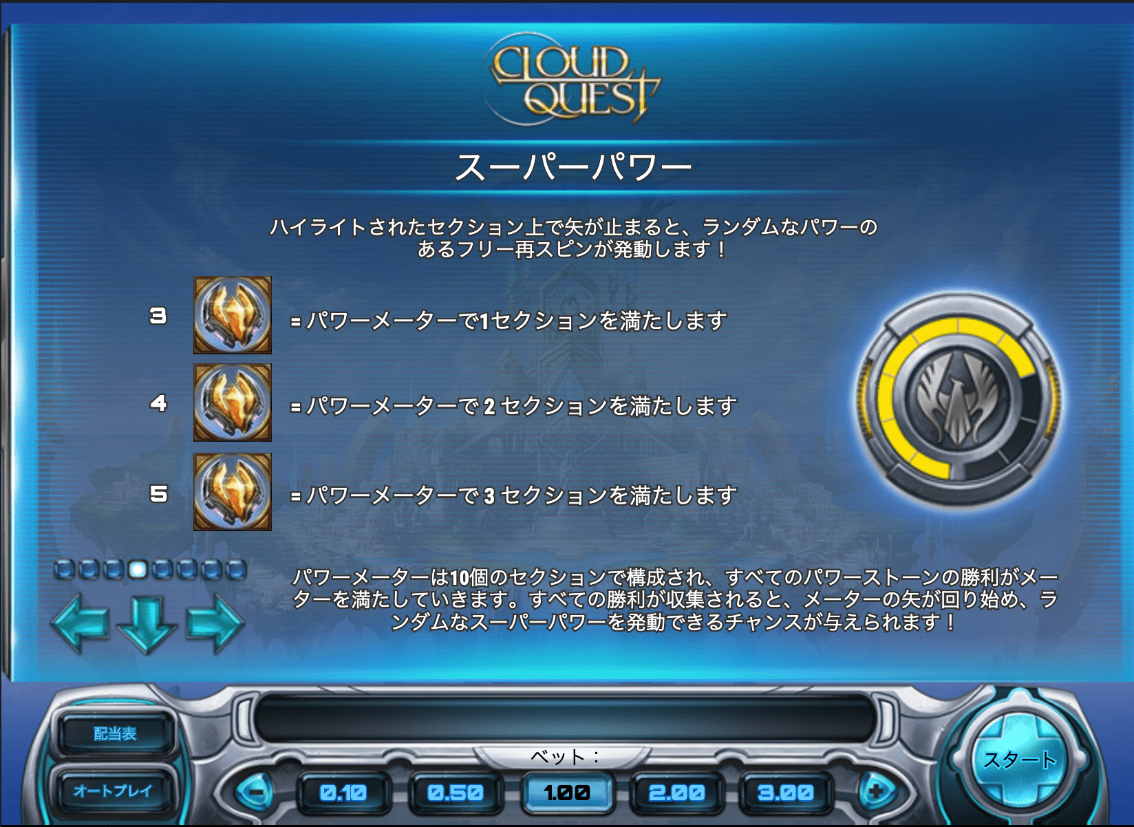th Cloud Quest-クラウドクエストスクリーンショット