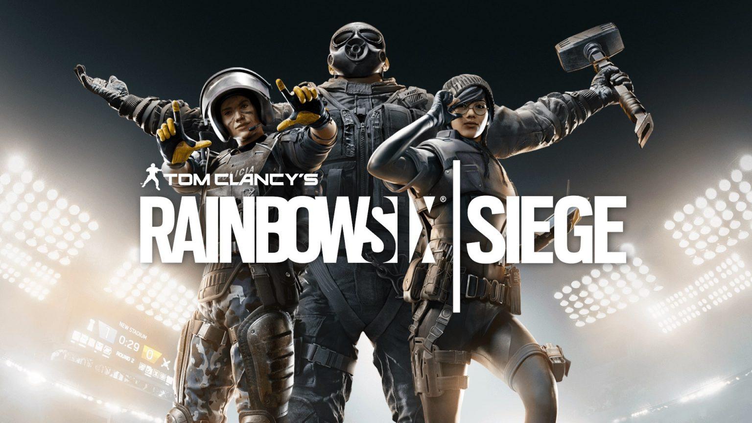 Rainbow Sixが熱い!e-Sports